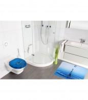 WC-Sitz mit Absenkautomatik Tropfen