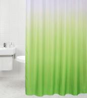 Duschvorhang Magic Grün 180 x 200 cm