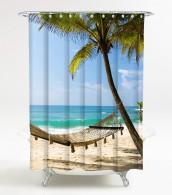 Duschvorhang Holiday 180 x 180 cm