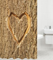 Duschvorhang True Love 180 x 200 cm