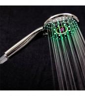 LED Duschkopf mit Temperaturanzeige