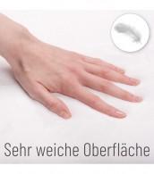 Badteppich Flieder 50 x 80 cm