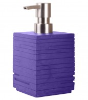 Seifenspender Calero Purple