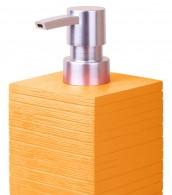 Badezimmer Set Calero Orange