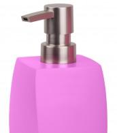 Badezimmer Set Wave Pink
