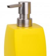 Badezimmer Set Wave Yellow