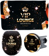 3-teiliges Badezimmer Set VIP-Lounge