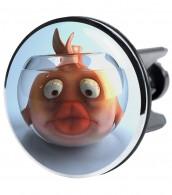 XXL Stöpsel Goldfisch