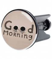 Stöpsel Good Morning