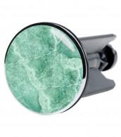 Stöpsel Marmor Grün