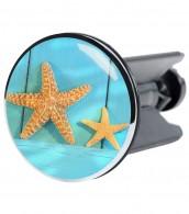6-teiliges Badezimmer Set Starfish