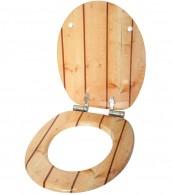 WC-Sitz mit Absenkautomatik Cottage