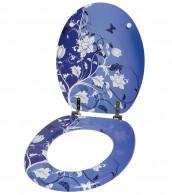 WC-Sitz Blumenzauber