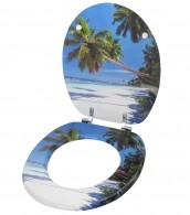 WC-Sitz Karibik