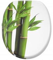 WC-Sitz Bambus Grün