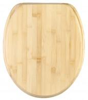 WC-Sitz Bambus