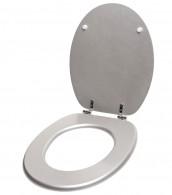 WC-Sitz Crystal Silver