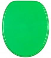 WC-Sitz Grün