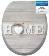 WC-Sitz mit Absenkautomatik Home