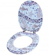 WC-Sitz Mosaic World