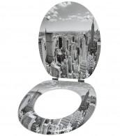 WC-Sitz Skyline New York