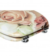 WC-Sitz Rosa Rose