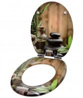 WC-Sitz mit Absenkautomatik Spa