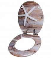 WC-Sitz mit Absenkautomatik Bahia