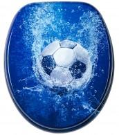 WC-Sitz Soccer