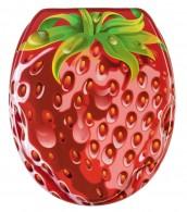 WC-Sitz Strawberry